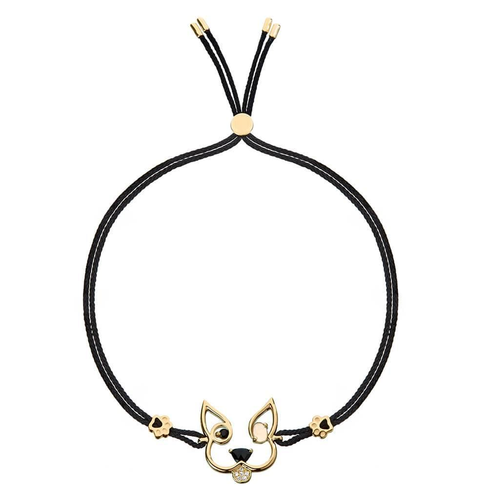 ANIMAUX Patch Cord Bracelet