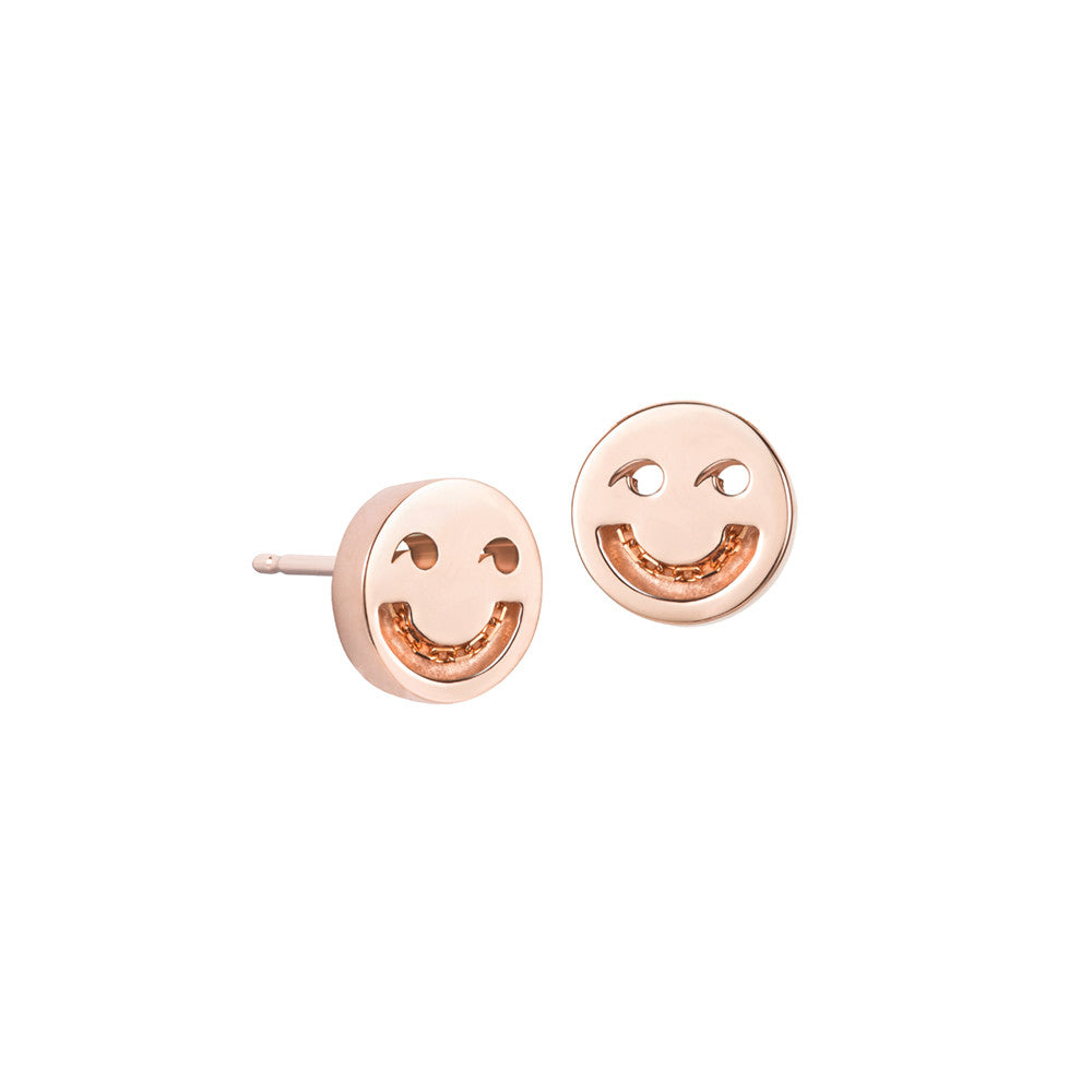 Friends Jokey Chain Studs