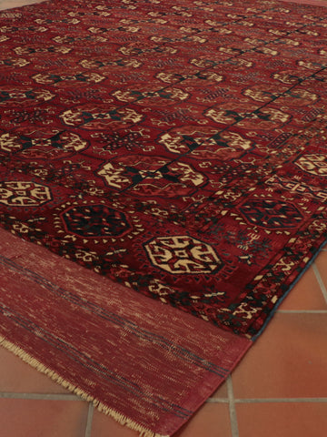 Antique Tekke Turkoman carpet - 139668