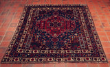 Semi old Persian Shiraz rug - 230307