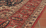 There are many different qualities of each type of rug, this is exceptional for Afghanistan.