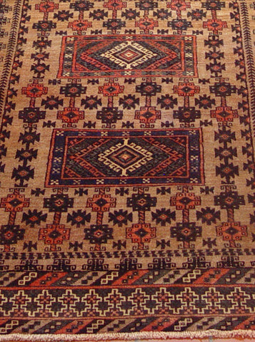 Persian Belouch rug - 241192