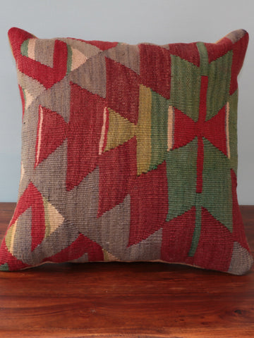 Turkish kilim cushion - 262348