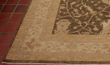This fine Afghan Ziegler has a very soft colour and a gentle design.
