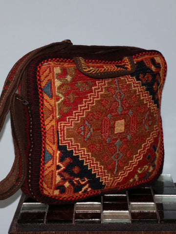 Persian Soumakh shoulder bag - 262823