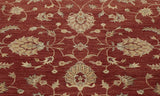 A lovely quality hand knotted rug from India suitable for any location.