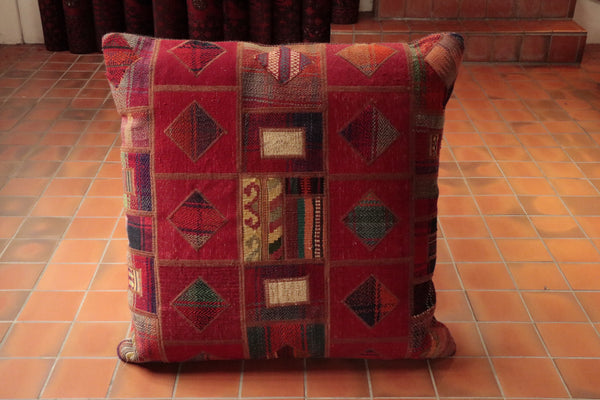 Persian Patchwork kilim cushion - 263197