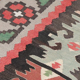 Turkish kilim stool - 263010