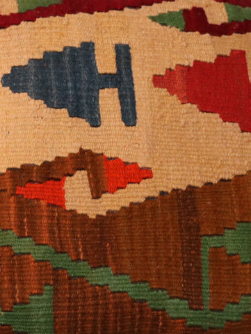 Turkish kilim cushion - 263143