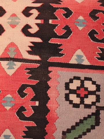 Turkish Sarkoy kilim cushion - 273463