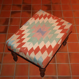 Turkish Kilim Stool - 273469