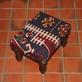 Turkish kilim stool - 273832