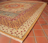 Indian Soumak carpet - 274020