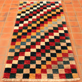 Persian Gabbeh runner - 274049