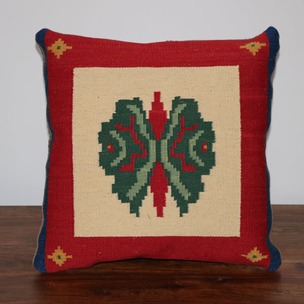 Turkish kilim cushion - 274085