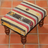 Turkish Kilim stool - 274145