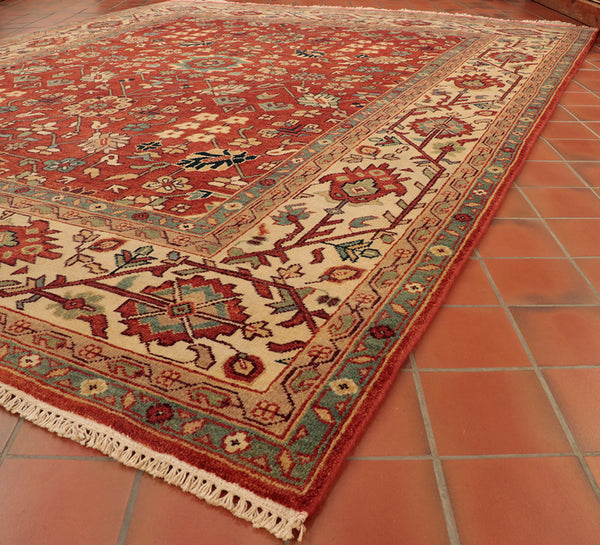 Indo Heriz carpet - 284376