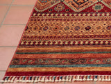 Buying rugs online is often challenging. We have a background as a family business with more than 50 years experience. We only sell hand crafted pieces.