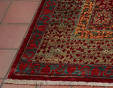 All of us love this carpet, especially the variance of colours overall.