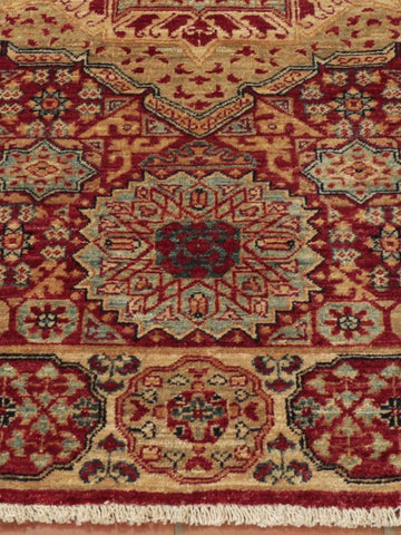 Originating from Egyptian designs, this Afghan Mamluk is truly a sight to behold.