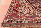 Everywhere you look, this Qashqai rug showcases the detail and intricacy that all the Nomadic pieces possess.