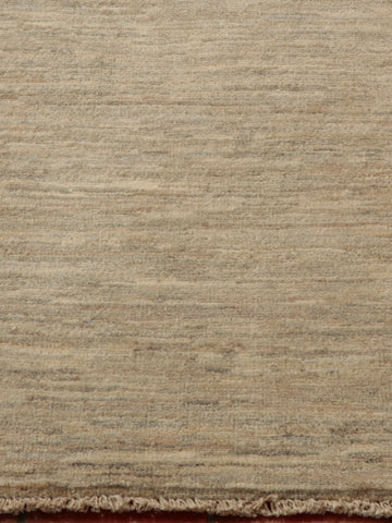 Buy now! Natural, grey Afghan Gabbeh runner