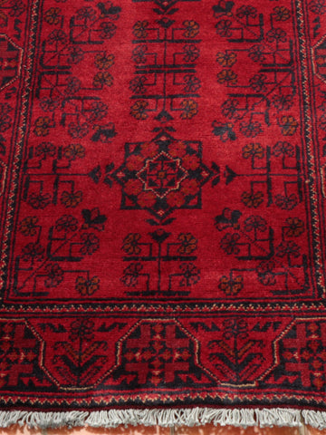 Amazing value for this wonderfully rich Afghan Khal Mohammadi runner