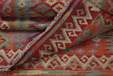 Kilims cover a large area of floor space for relatively little money.