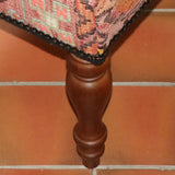 Turkish kilim stool - 284890