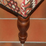 Turkish kilim stool - 284894