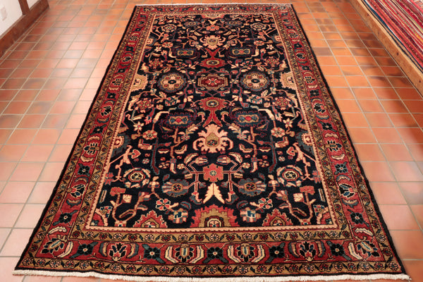 Persian Hamedan wide runner - 285083
