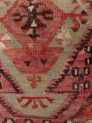 Turkish kilim cushion - 285108