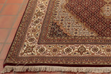 Fine Indian Tabriz rug - 285120