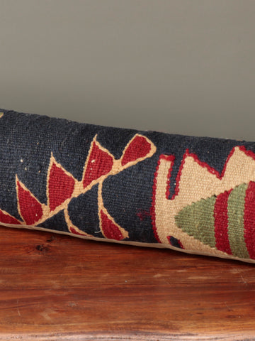 Turkish kilim draught excluder - 285197