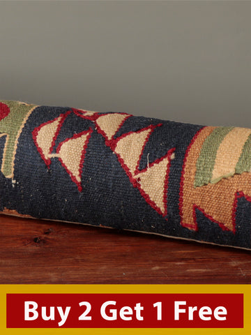 Turkish kilim draught excluder - 285203