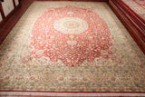 Fine Kashmir Silk carpet - 285207