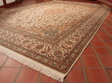 Fine Kashmir Silk carpet - 285208