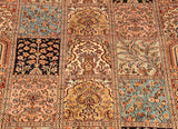Fine Kashmir silk carpet - 285210