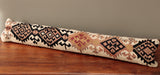 Turkish kilim draught excluder - 285234