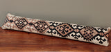 Turkish kilim draught excluder - 285243