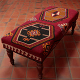 Turkish kilim bench - 285278