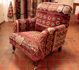 Turkish kilim Howard Chair - 285297