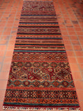 The colours and design are extremely popular to see in Samarkand rugs and runners
