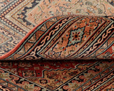Here you can see the sheer amount of detail in these Kashmir Silk rugs