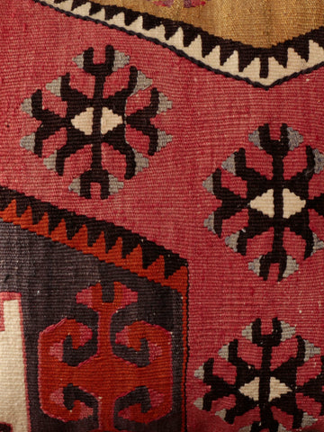 Turkish Kilim Cushion - 295385