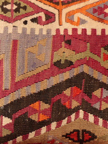 Turkish Kilim Cushion - 295386