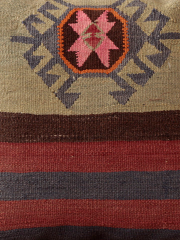 Turkish Kilim Cushion - 295392