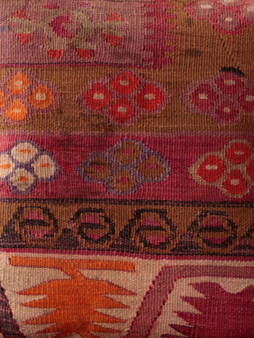 Turkish Kilim Cushion - 295395
