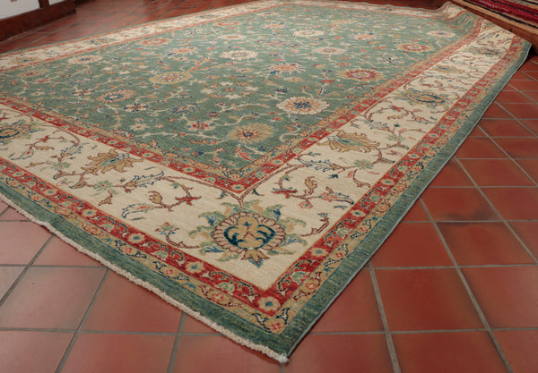 Afghan Sultanabad carpet - 295425