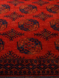 Hand made Afghan Ersari carpet - 295447